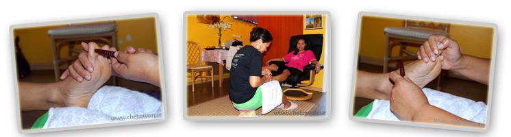 video o fotmassage malmö